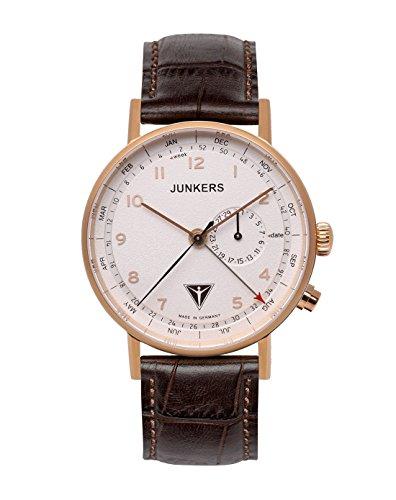 Junkers Analog Quarz Leder 67364