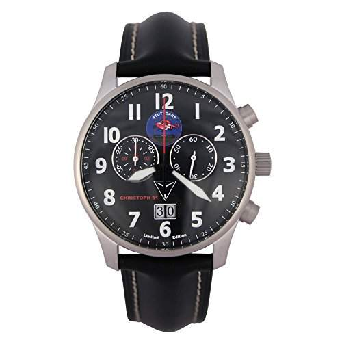Junkers Chronograph Christoph 51 Luftrettung Limited Edition 6686