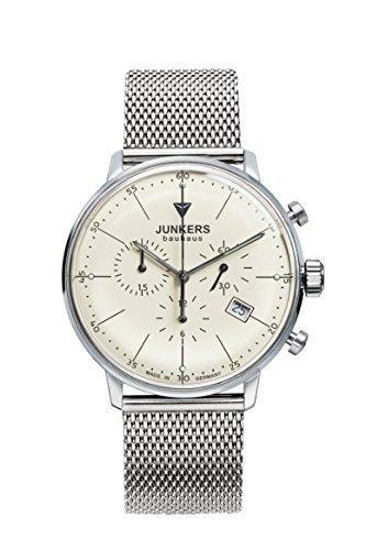 Junkers Chronograph Quarz Edelstahl 6088M5