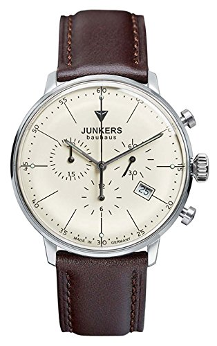 Junkers Chronograph Quarz Leder 60885