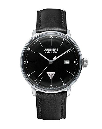 Junkers XL Bauhaus Automatik Analog Automatik Leder 60502