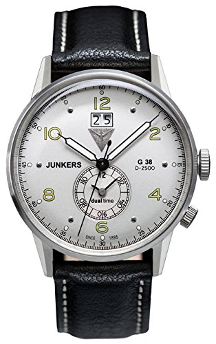 Junkers XL G 38 Analog Quarz Leder 69404