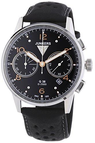 Junkers XL G 38 Chronograph Quarz Leder 69845