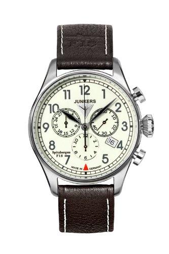 Junkers Chronograph 6186 5 Serie Spitzbergen F13