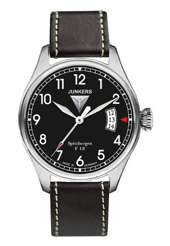 Junkers Inspiration 6170 2 Armbanduhr fuer Ihn Made in Germany