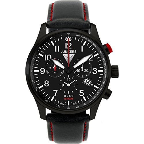 Junkers Uhr 6680 2R Hugo Junkers