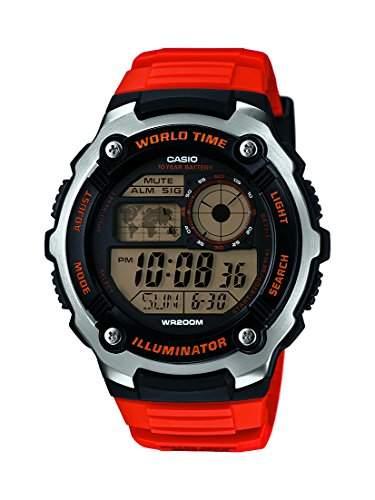 Casio Damen Armbanduhr Baby-G Anaolg Digital Quarz Bga-110-7Ber
