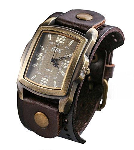 Armbanduhr Kuestencalma XL fuer Herren in vielen Farben Praezessionsuhrwerk