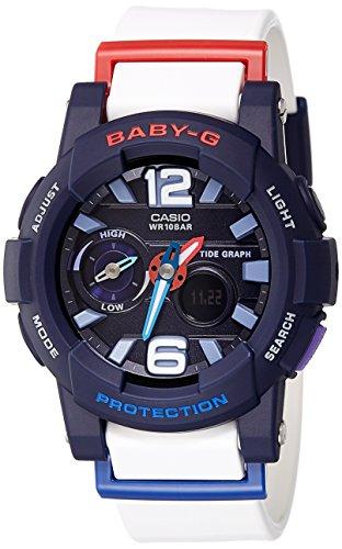 Damen Uhr Casio BGA 180 2B2