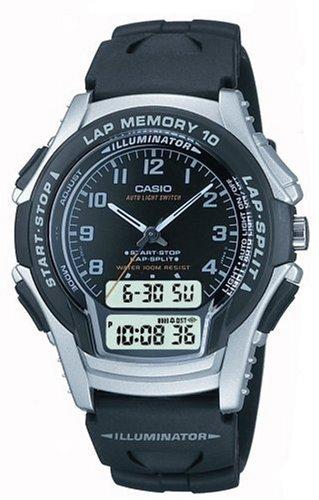 Casio Collection Analog Digital Quarz WS 300 1BVSES