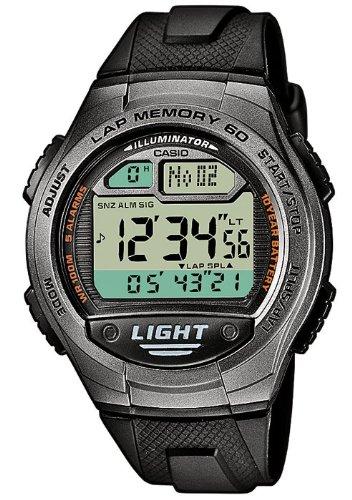 Casio Collection Armbanduhr Alarm W 734 1AVEF