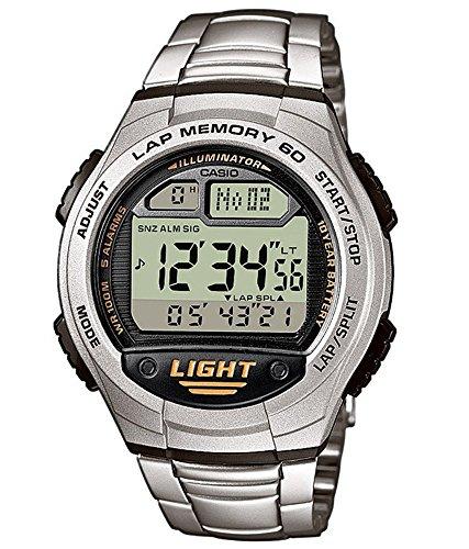 Casio Collection Armbanduhr Alarm W 734D 1AVEF