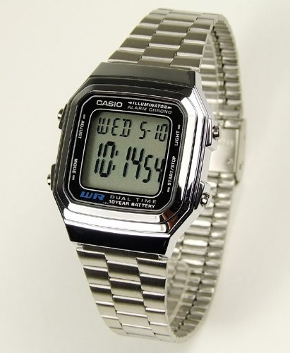 Casio Collection Digitaluhr A178WEA 1AES