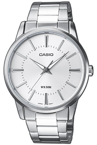 Casio Collection MTP 1303D 7AVEF silbernes Armband