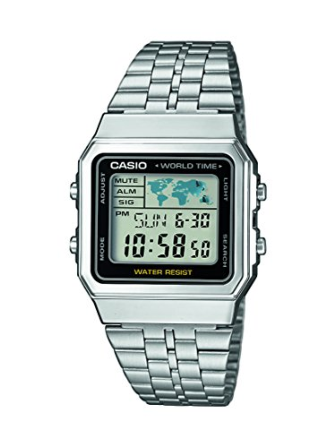 Casio Collection Unisex Armbanduhr A500WEA 1EF