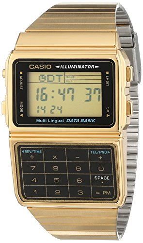 Casio Collection Unisex Armbanduhr DBC611GE1EF