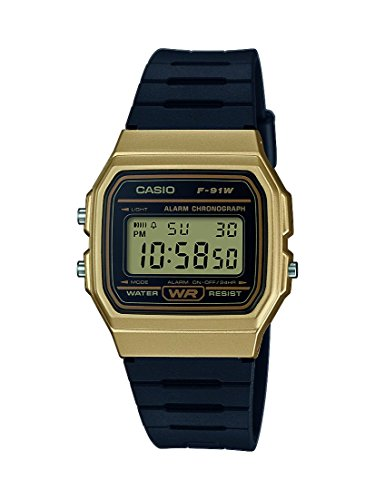 Casio Collection Unisex Armbanduhr F 91WM 9AEF
