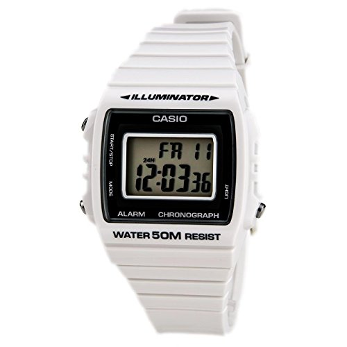 Casio Collection Unisex Armbanduhr W 215H 7AVEF