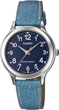 Damen Uhr Casio LTP 1390LB 2BDF