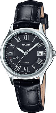 Damen Uhr Casio LTP E116L 1AVDF