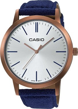 Damen Uhr Casio LTP E118RL 7A