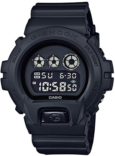 CASIO G SHOCK DW 6900BB 1JF MENS