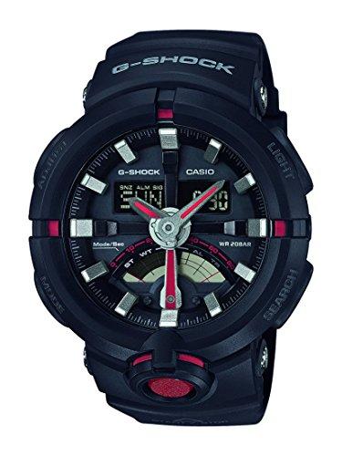 Casio Herren Armbanduhr GA 500 1A4ER