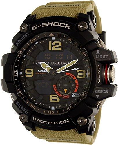 Watch Casio G Shock Mudmaster Survival Watches GG 1000 1A5ER