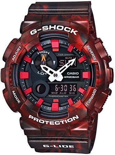 CASIO watch G SHOCK GAX 100MB 4AJF