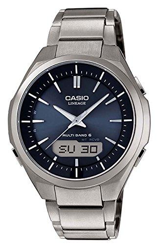 Casio Wave Ceptor Analog Digital Quarz Titan LCW M500TD 2AER