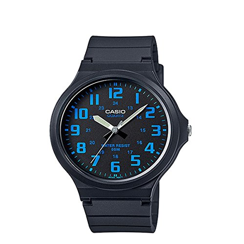Casio Collection Analog Quarz Resin MW 240 2BVEF