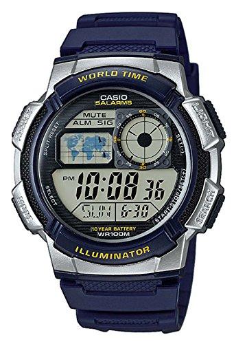 Casio Digital Quarz Resin AE 1000W 2AVEF