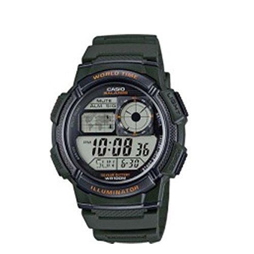 Casio Digital Quarz Resin AE 1000W 3AVEF