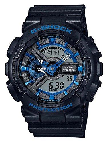 Casio Herren Armbanduhr G Shock Analog Digital Quarz Resin GA 110CB 1AER
