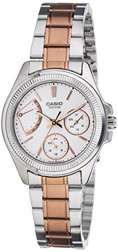 Damen Uhr Casio LTP 2089RG 7A