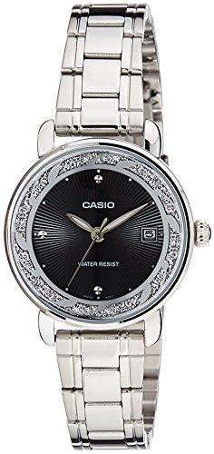 Damen Uhr Casio LTP E120D 1ADF