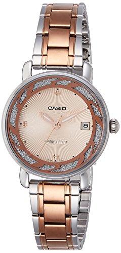 Damen Uhr Casio LTP E120RG 9A