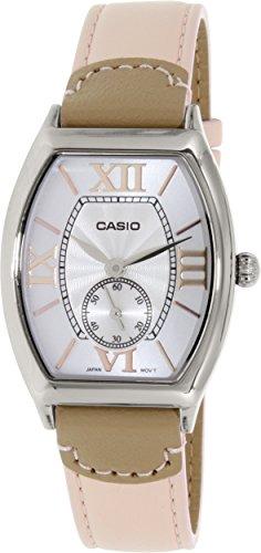 Casio Armbanduhr Analog LTP E114L 4A2