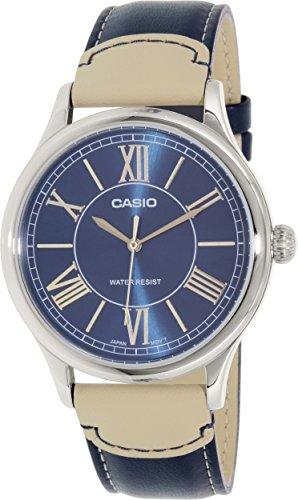 Casio Armbanduhr Analog MTP E113L 2A