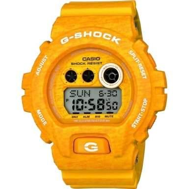 CASIO Herren-Armbanduhr Digital Quarz Resin GD-X6900HT-9ER