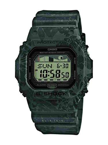 Casio Herren-Armbanduhr Digital Quarz Resin GLX-5600F-1ER