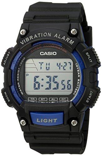 Reloj Casio Unisex con Vibration Alarm W 736H 2AVCF