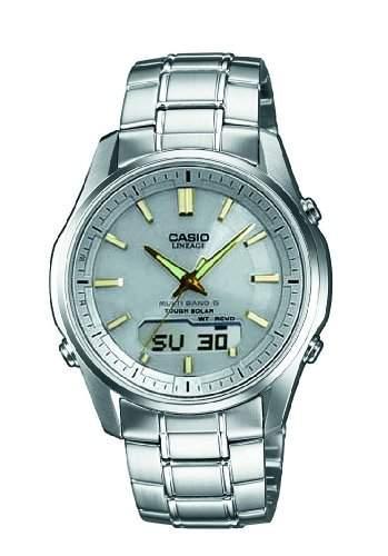 Casio Herren-Armbanduhr Analog - Digital Quarz Resin LCW-M100DSE-7A2ER