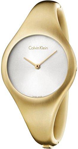 Calvin Klein Bare Damen Spangenuhr K7G1M516