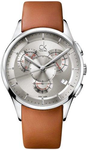Uhr Calvin Klein Basic K2a27192 Herren Grau