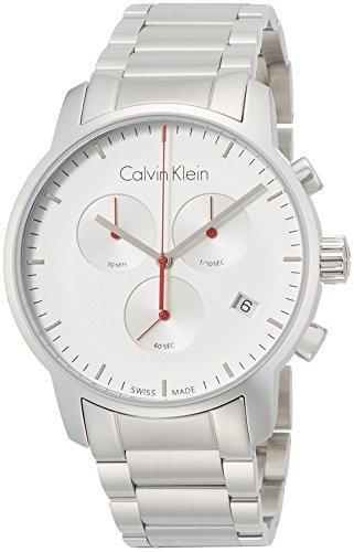 Calvin Klein City Chrono K2G271Z6 Herrenchronograph Swiss Made