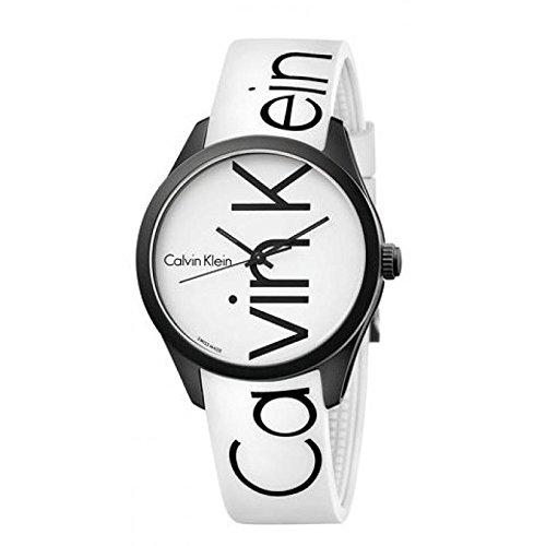 Calvin Klein Color Damenuhr K5E51TK2