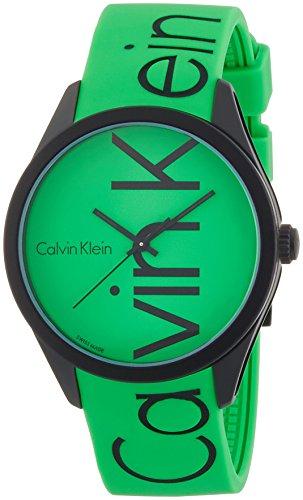 Calvin Klein Color K5E51TWL Unisexuhr Swiss Made