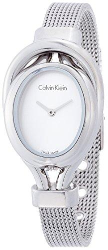 Calvin Klein Analog Quarz Edelstahl K5H23126