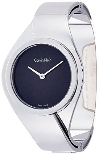 Calvin Klein Analog Quarz Edelstahl K5N2S121